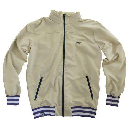pánské béžová bunda Wemoto, typ Casper khaki (€ 89,90)