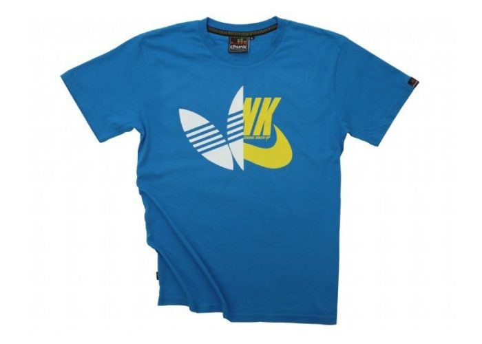 pánské modré tričko Chunk, typ Yellow on Blue (£ 9.99)