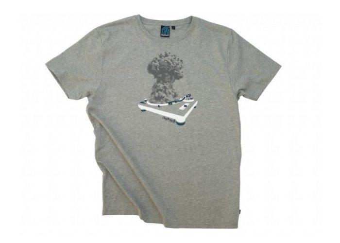pánské šedé tričko Dephect, typ Grey (£ 9.99)