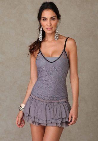šaty Irina Slip (980 Kč)