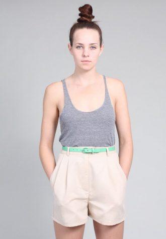 dámské světlé šortky Ramona West (39 USD)