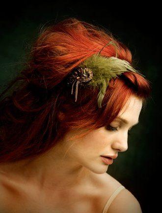 čelenka Emerald envy