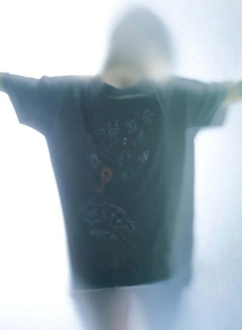 pánské triko s potiskem BEAUX
