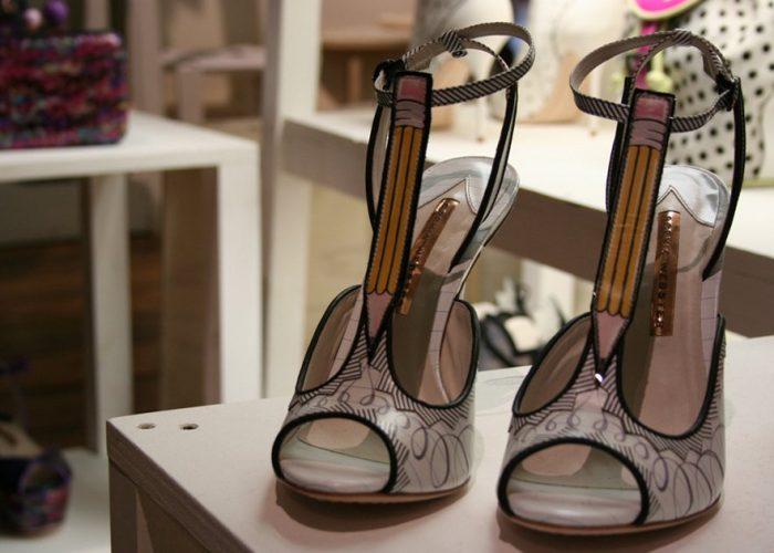 dámské boty Sophia Webster